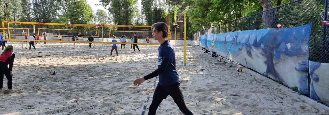 Beachvolleybal Houtrustbeach senioren